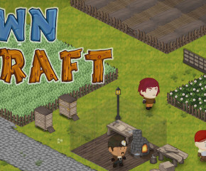 Interview – Leigh and Rohan Harris on TownCraft