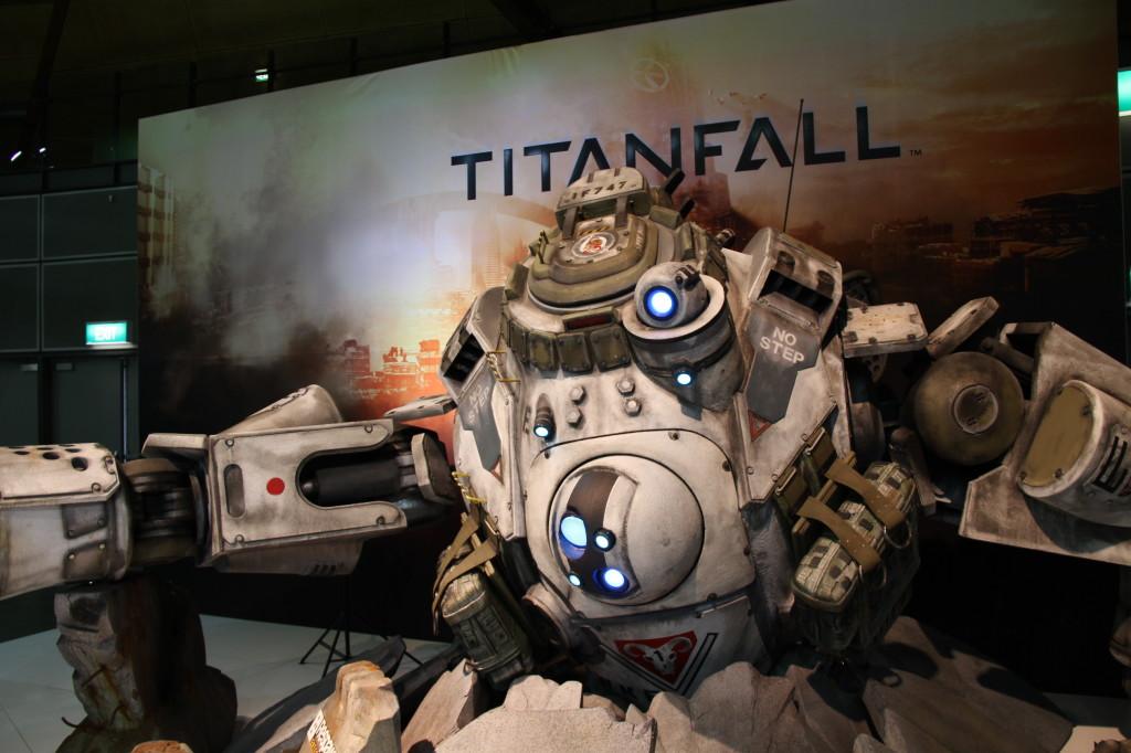 Titanfall-Mech
