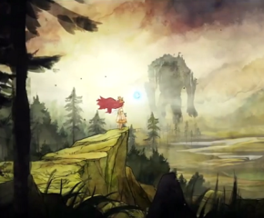 Child of Light – Yoshitaka Amano Artwork Trailer