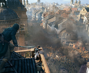 Assassin's Creed Unity – Engine and Tech Trailer