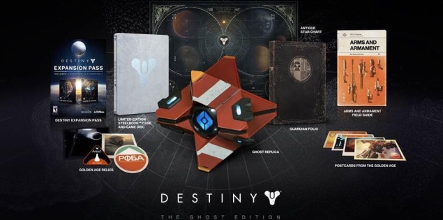 Destiny Collector's Editions Revealed