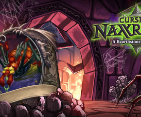 Hearthstone's First Adventure, Curse of Naxxramas Now Live
