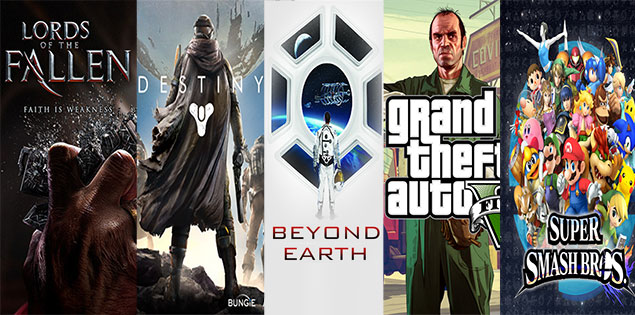 Our Most Anticipated Games this Holiday