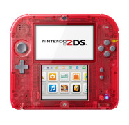 Transparent Red and Blue Nintendo 2DS Bundles Coming to Australia