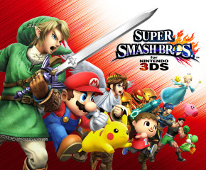 Super Smash Bros. for 3DS Demo Now on eShop