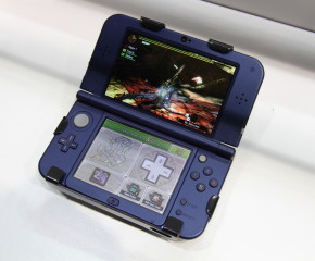 New 3DS XL – Hands on Preview