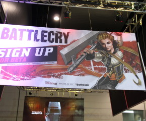 Battlecry – PAX Aus Preview