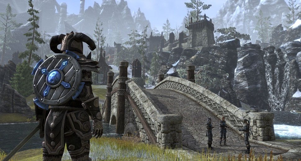 Go visit the lands of Skyrim, With Friends!