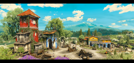 The_Witcher_3_Wild_Hunt_Blood_and_Wine_Toussaint_is_famous_for_its_wine_and_vineyards