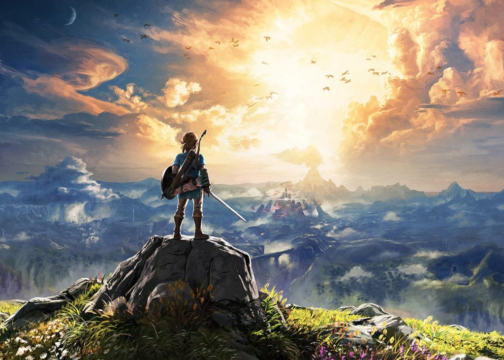 The Legend of Zelda: Breath of the Wild Banner