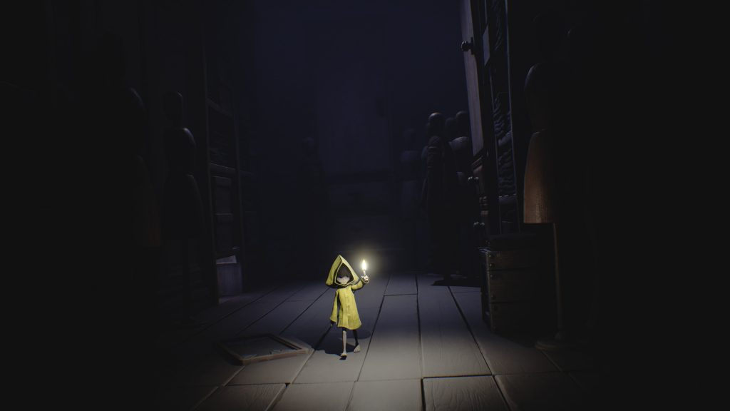 Little Nightmares - Banner