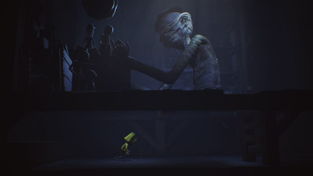 Little Nightmares - Basement