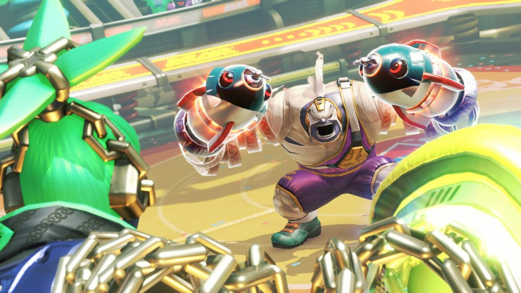 ARMS - 4