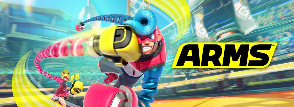 ARMS - Banner
