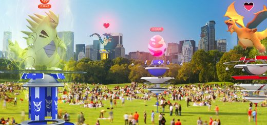Pokemon GO Raids Banner