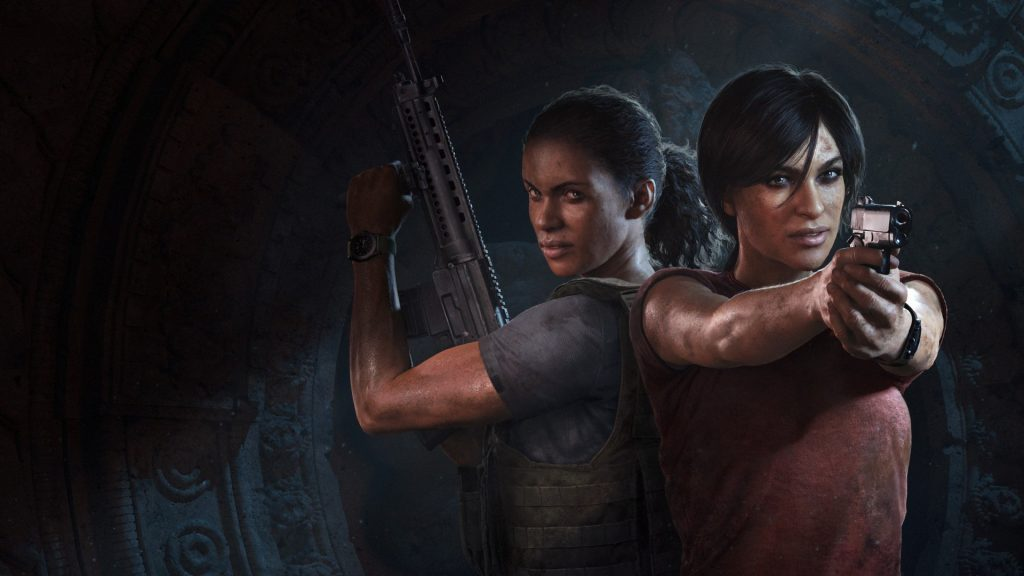 Uncharted: The Lost Legacy - Banner