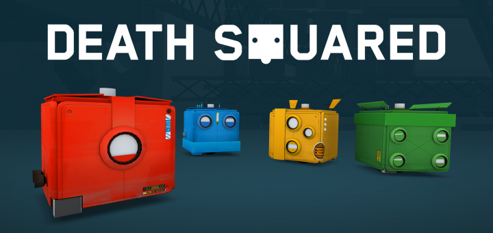 Death Squared - Banner