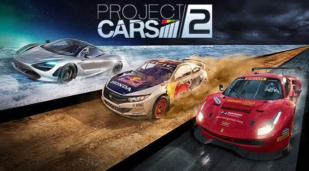 Project CARS 2 - Banner