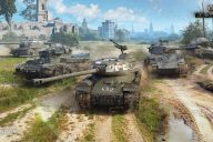 World of Tanks - Banner