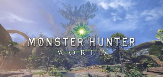 Monster Hunter World - Banner 1