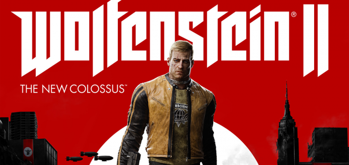 Wolfenstein II - The New Colossus - Banner