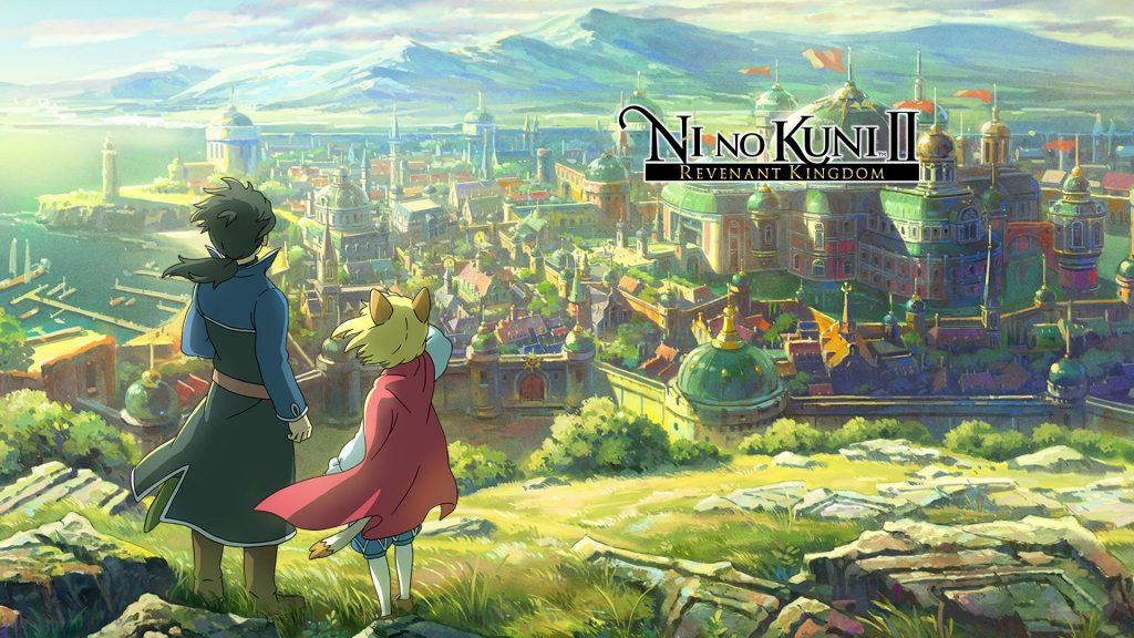 Ni No Kuni II: Revenant Kingdom - Banner