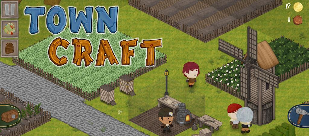 TownCraft-App