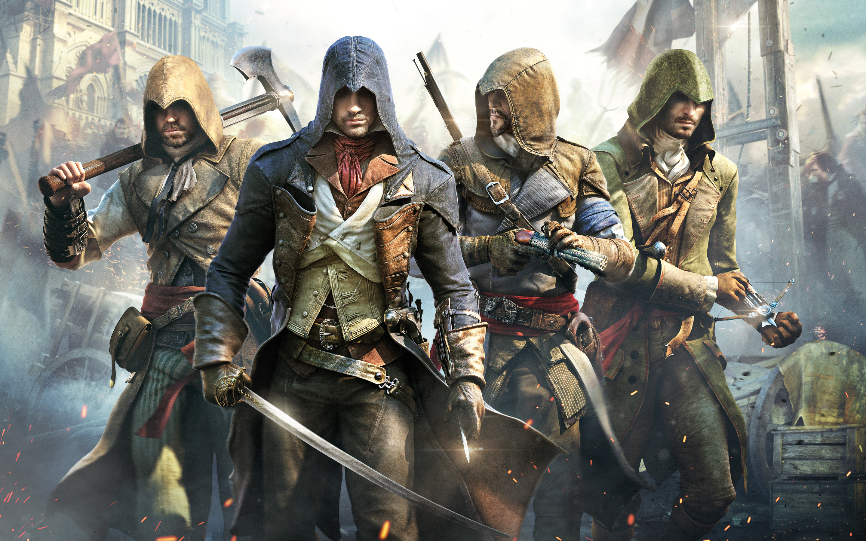 Assassin S Creed Unity Review Progress Bar