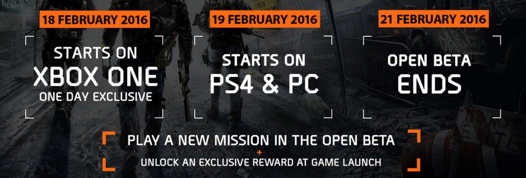Open Beta Dates