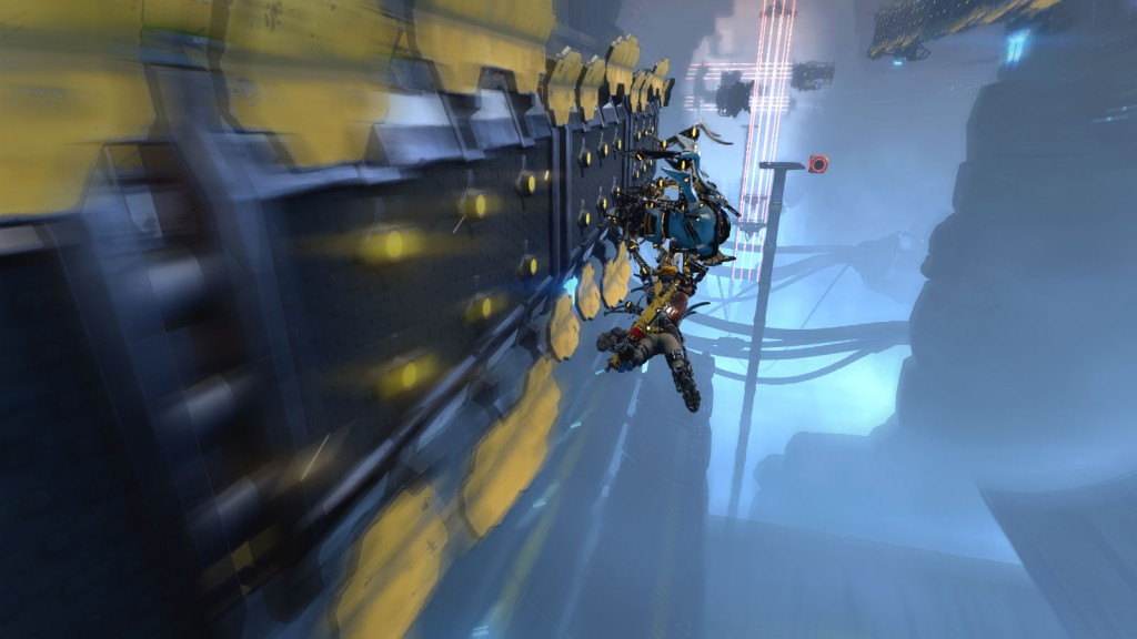 ReCore is pretty masterful in its platforming and use of corebot abilities. The final segments of the game are equal parts challenging and exhilarating.