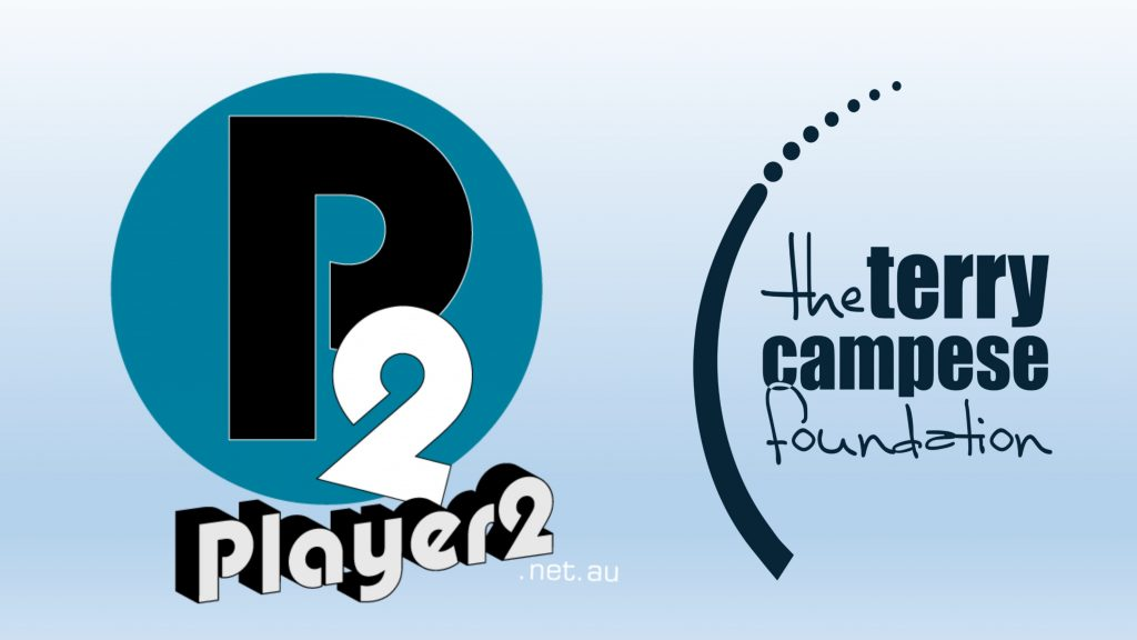 Player2 - Charity Banner