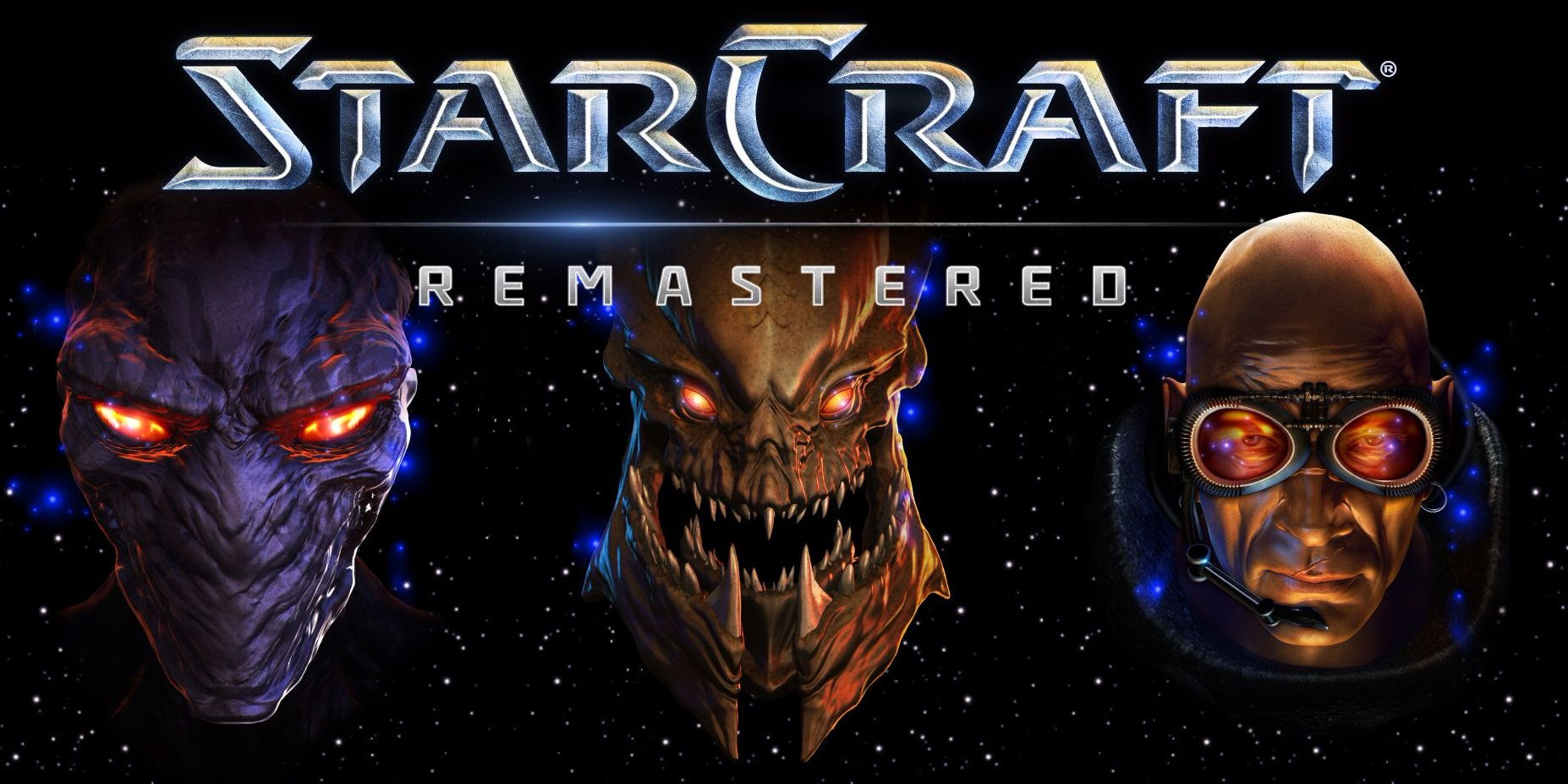 StarCraft Remastered – Banner