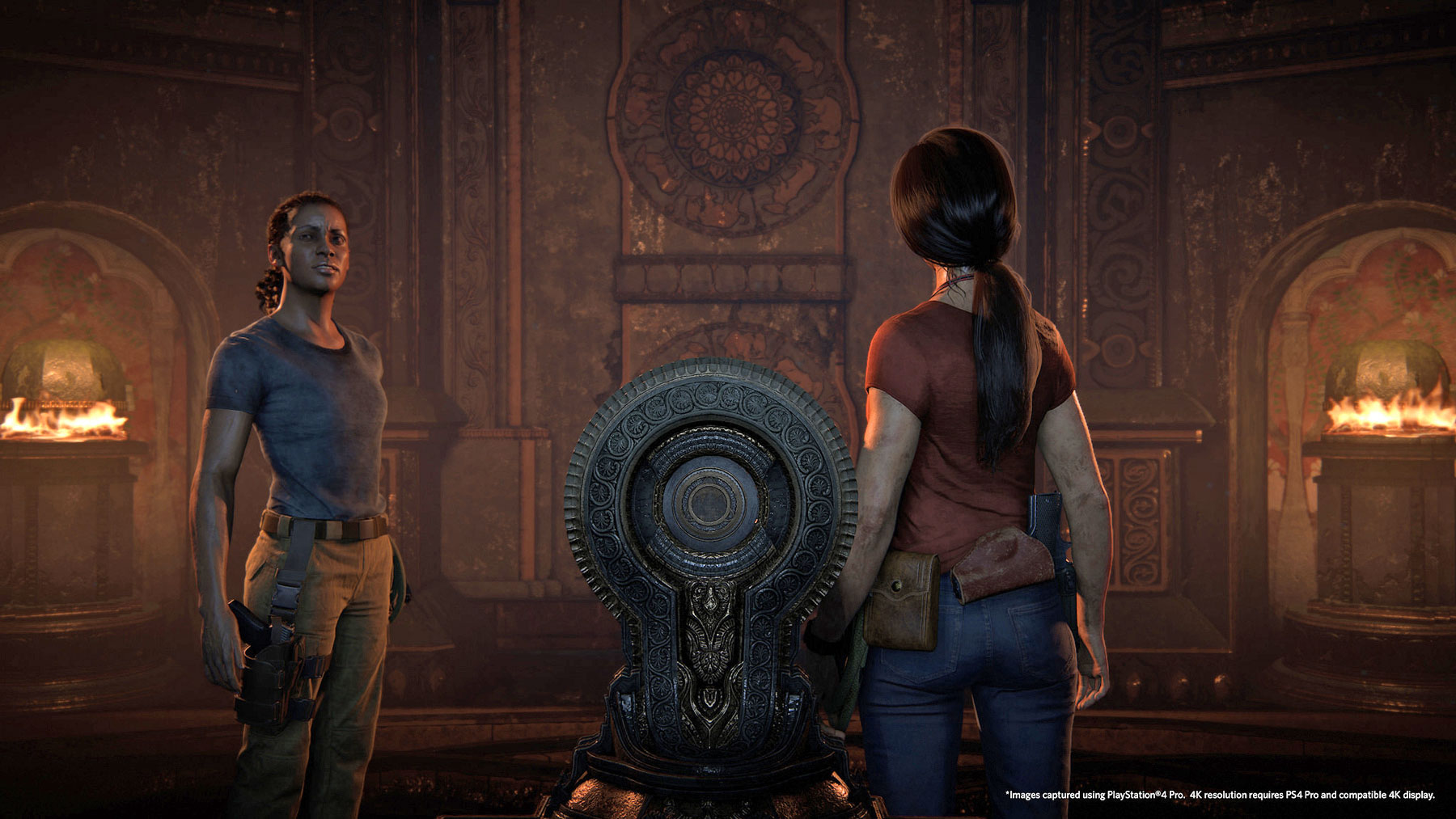 Uncharted The Lost Legacy Review Progress Bar