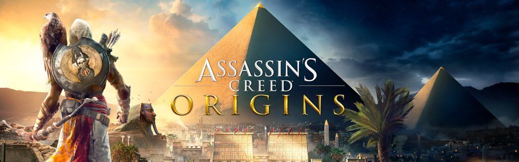 Assassin's Creed: Origins - Banner