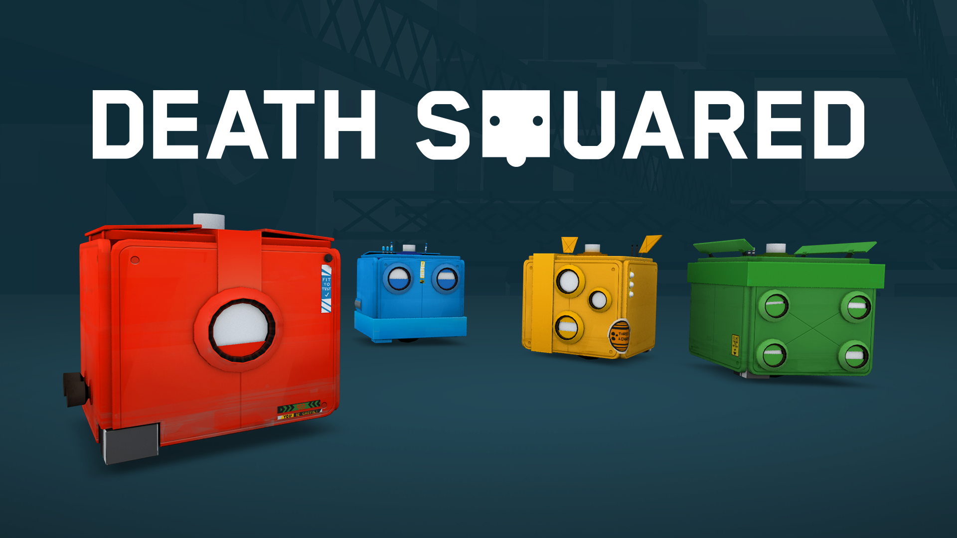 Death Squared – Banner