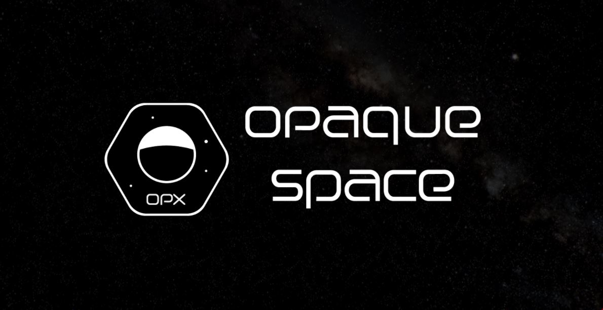 Opaque Space – Banner