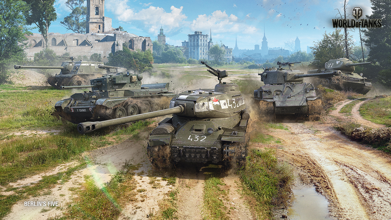 World of Tanks – Banner