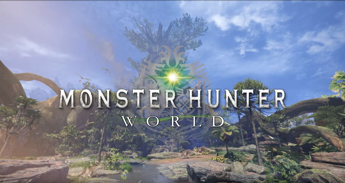 Monster Hunter World – Banner 1
