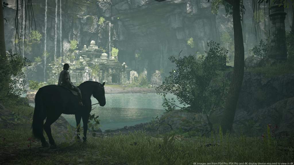 Shadow of the Colossus - Horse