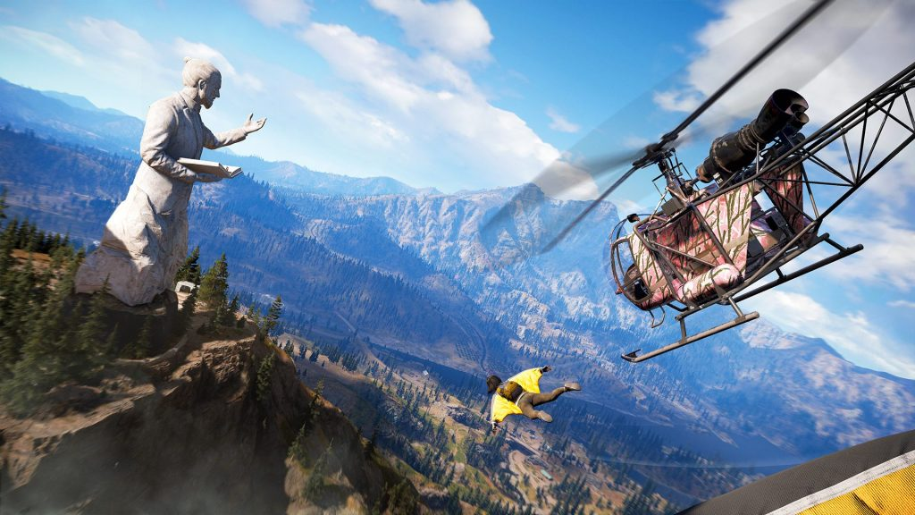 Hope County Chopper