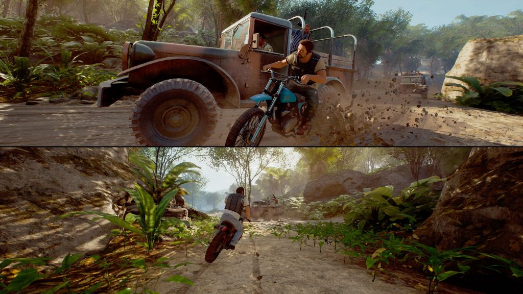 A Way Out - Bikes