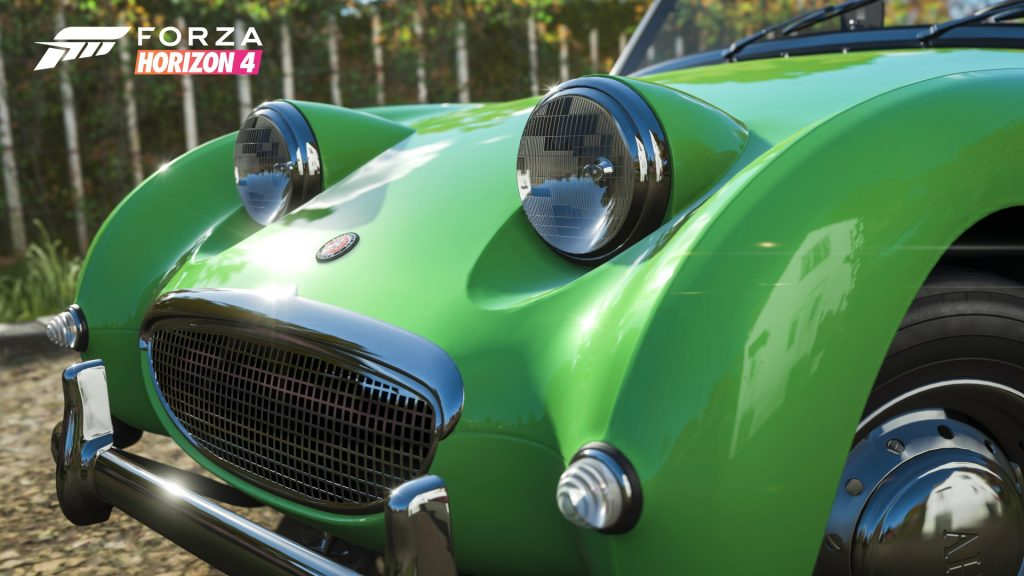 Forza Horizon 4 Reviews Green with Envy