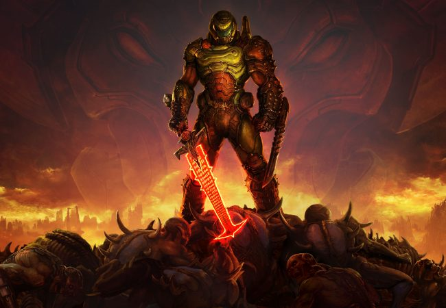 The_DOOM_Slayer_Wallpaper_3840x2160